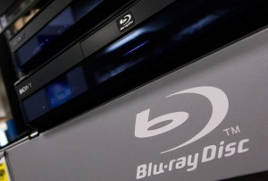 Blu Ray player.