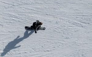 Snowboarder.